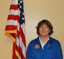 District 10 President Janet Kays