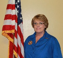 District 13 President Billie Miller