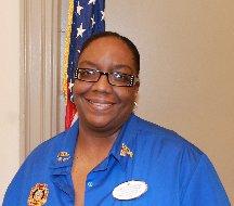 District 16 President Lynne Wilson