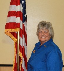 District 17 President Norma Janney