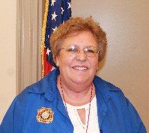 District 18 President Patti McLeod