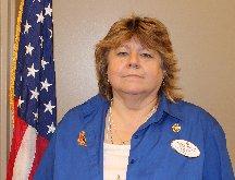 District 5 President Barb Klapperich