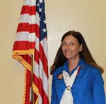 District 6 President Diana Rudeen