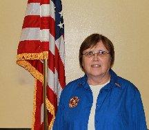 District 7 President Diane Hawk